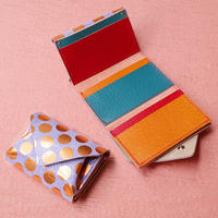 New!コンパクトウォレット ドット トワイライト 【Compact Wallet Dot Twilight 】