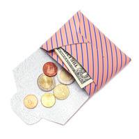 ポケットカードコインケース   -ライン- 【Pocket Card Coin Case -LINE-】