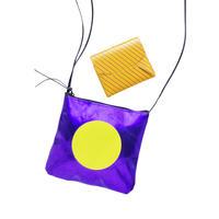 光る!ミニボディーバッグセット【  Reflection Crossbody Bag SET 】[Domestic only]