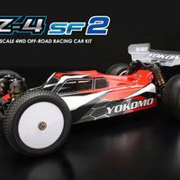 【YOKOMO】4WD オフロードカー YZ-4SF2 /組立キット