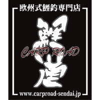 CARPROAD ステッカー ver.3 (ブラックL)