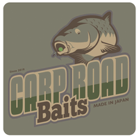 CARPROAD Baits  ステッカー(S)