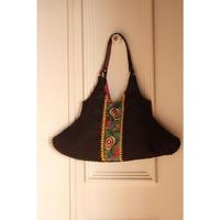 1-12 ビンテージインド刺繍のおでかけバッグ