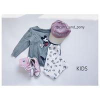 kids★leopard spring leggings