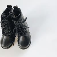 kids★laceup boots
