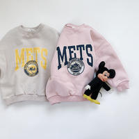 kids★Mets sweat pullover