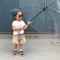 kids★damage short pants