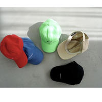 kids★color cotton cap