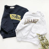 kids★casual sweat pullover