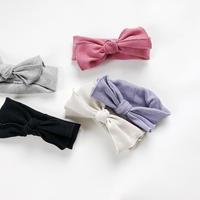 Baby&kids★rib ribbon hair band