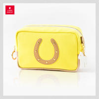 HORSESHOE CASE〈Yellow × Beige〉