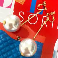 Swing Pearls イヤリング/ピアス