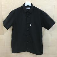 Graphpaper / GM50025B / Typewriter S/S Box Shirt (BLACK)