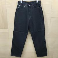 Graphpaper / GM211 40083B / Denim Five Pocket Pants (C.GRAY)
