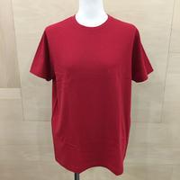 YAECA / 88005 / クルーネックTシャツ (RED)