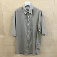 Graphpaper / GM192 50031 / Broad Oversized S/S Shirt (BEIGE)