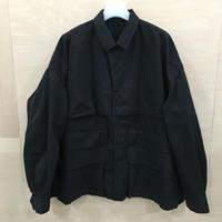 Fresh Service / FSW 20 CT 01 / Five Pocket Jacket (BLACK)
