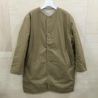 LENO & CO / L1902 CO001 / Reversible Military Coat (BEIGE)