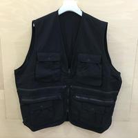 Fresh Service / FSW 19 VT 01 / Travel Vest (NAVY)