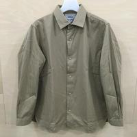 YAECA / 60108 / コンフォートシャツワイド (KHAKI)