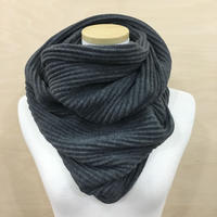 DSIGN HOUSE / PLEECE SNOOD (DARK GRAY)