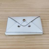 Hender Scheme / ASSEMBLE ENVELOPE CARD CASE (WHITE)