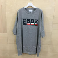 FACETASM / FNT TEE U02 / FACE BIG TEE (GRAY)