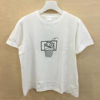 YAECA / 89016 / プリント T シャツ (JUNK)