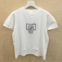 YAECA / 89015 / プリント T シャツ (GARBAGE)
