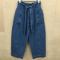 KLOKE / KLSPC3322 / META PANTS (MID WASH INDIGO DENIM)