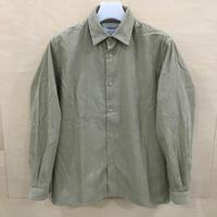 YAECA / 69154 / コンフォートシャツ リラックススクエア (KHAKI)