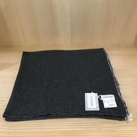 YAECA / 59951 / WOOL CASHMERE ストール (S) (C.GRAY)