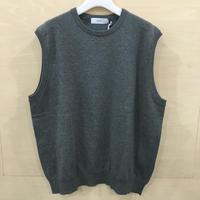 Graphpaper / GM201 80122B / Suvin Vest (C.GRAY)