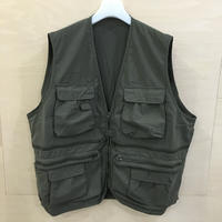 Fresh Service / FSW 19 VT 01 / Travel Vest (KHAKI)