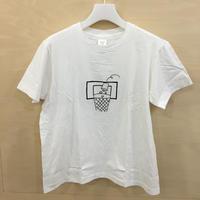 YAECA / 89014 / プリント T シャツ (TRASH)