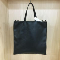 Aeta / LE33 / FLAT TOTE BAG (BLACK)