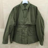 Fresh Service / FSW 20 CT 01 / Five Pocket Jacket (KHAKI)
