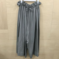 Graphpaper / GL201 40024 / Viscose Squared Pants (GRAY)