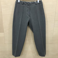 YAECA / 00607 / 2 WAY パンツ ワイドテーパード (M.GRAY)