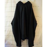 Oversize Black  Hoodie