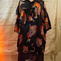 oversize tiger shirt