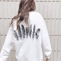 feather sweat