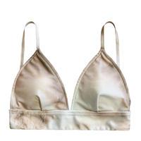 tiedye triangle bikini tops