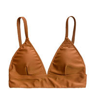 camel triangle bikini tops