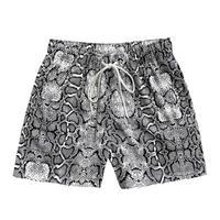 black python shorts