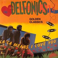 GOLDEN CLASSICS  /  DELFONICS  (LP)