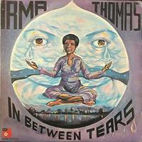 IN BETWEEN TEARS  /  IRMA THOMAS (LP)