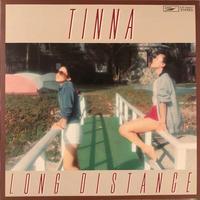 TINNA   / LONG DISTANCE  (LP)