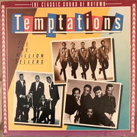 All The Million Sellers/The Temptations  (LP)