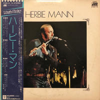 HERBIE MANN (Live) /  HERBIE MANN (LP) ★帯あり★